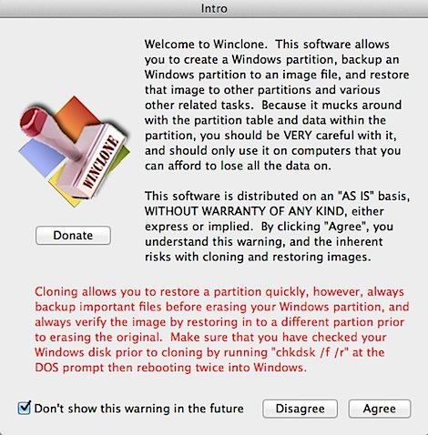 Macbook AirのBootCampパーティションサイズを変更したい(OS X Lion & Windows 7)